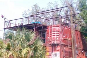 8 Steel House