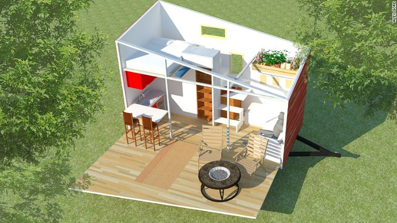 BIG IDEAS for tiny homes Memphis Germantown Collierville